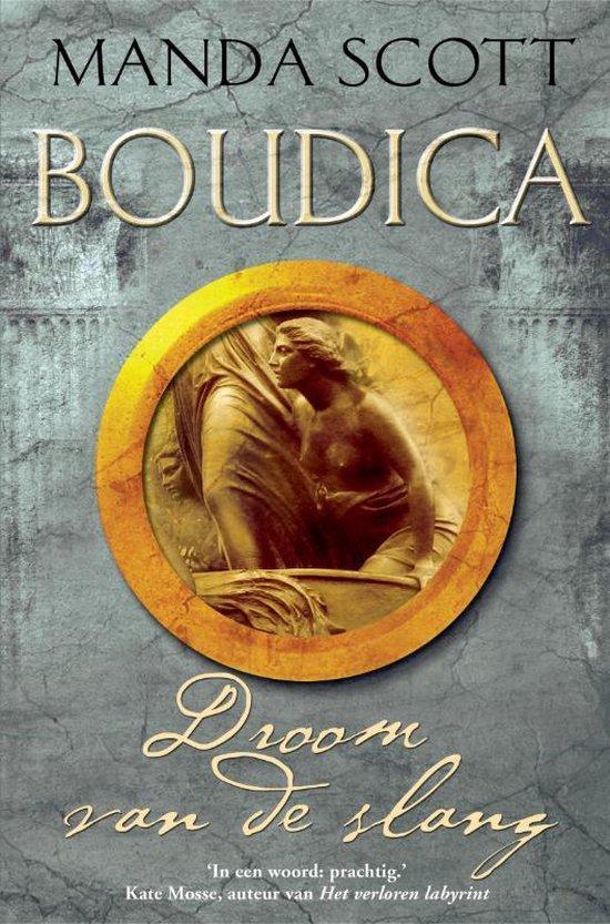 Boudica: Droom van de slang - Manda Scott   Fthsonline.com