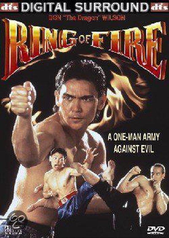 Cover van de film 'Ring Of Fire'