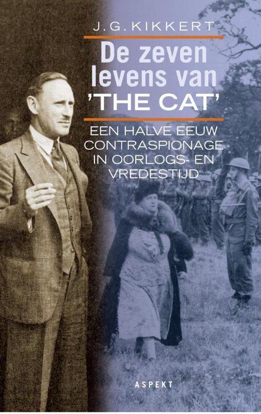 De zeven levens van The Cat - J.G. Kikkert pdf epub