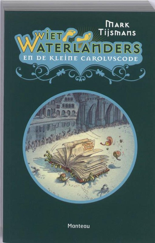 Wiet Waterlanders / 1 Kleine Caroluscode - Russell Porter |