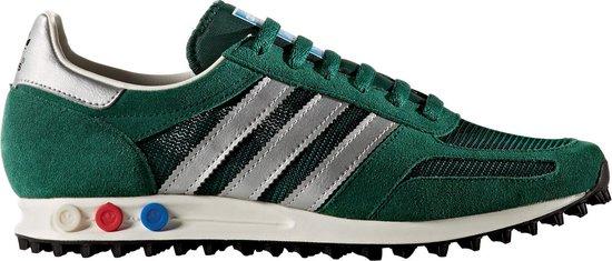 مصطبة توتر الإخلاء adidas la trainer groen