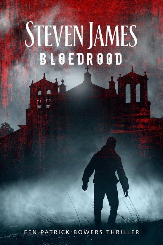 Bloedrood - Steven James |
