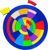 Goki Houten legpuzzel cirkel 29 stukjes