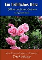 Boek cover Ein froehliches Herz van Fritz Runzheimer
