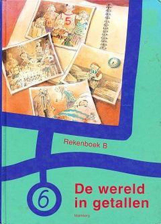 Rekenboek De wereld in getallen B groep 6