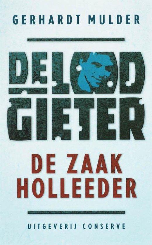 Cover van het boek 'De loodgieter' van G. Mulder