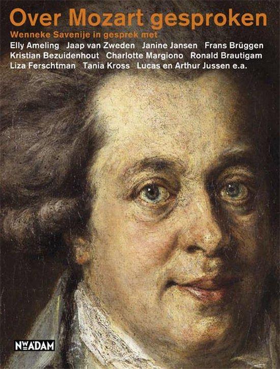 Over Mozart gesproken - Wenneke Savenije | Readingchampions.org.uk