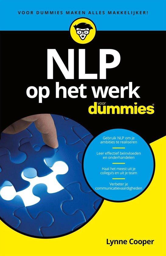 Voor Dummies - NLP op het werk voor Dummies - Lynne Cooper |