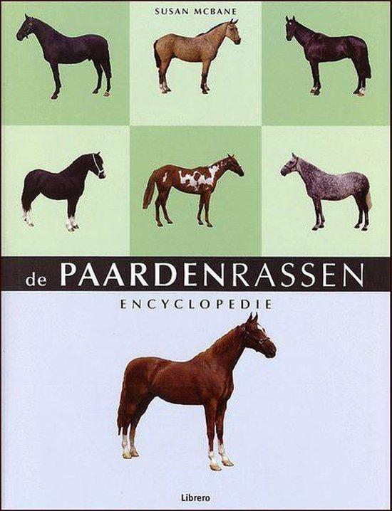 De Paardenrassen Encyclopedie - Susan Mcbane | Fthsonline.com