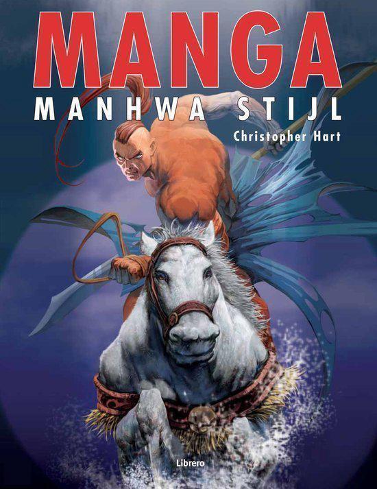 Manga Manhwa Stijl - Christopher Hart |