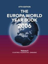 The Europa World Year Book 2006 Voume 2