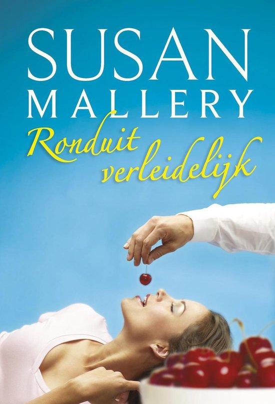 Boek cover HQN Roman - Ronduit verleidelijk van Susan Mallery (Onbekend)