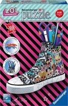 Ravensburger Sneaker L.O.L. Surprise - 3D Puzzel - 108 stukjes