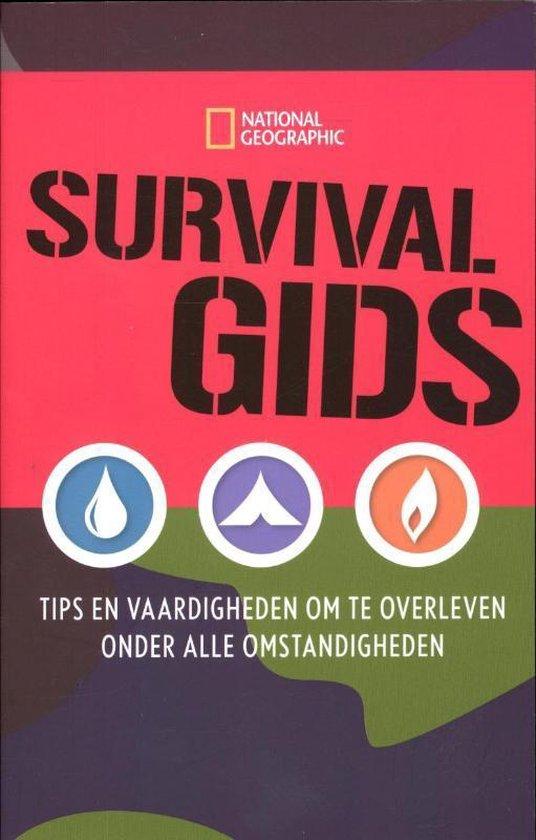 National Geographic Survivalgids - Michael S. Sweeney  