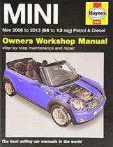 MINI Petrol & Diesel Service and Repair Manual