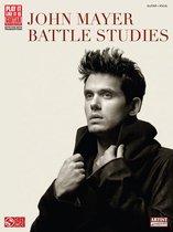Boek cover John Mayer - Battle Studies (Songbook) van John Mayer