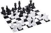 Garden Games Tuin schaakspel - 120 x 120 cm