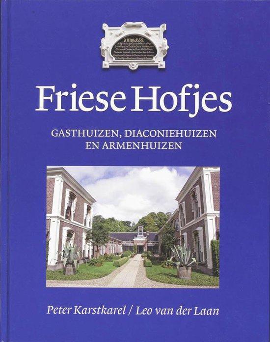 Friese hofjes - P. Karstkarel  