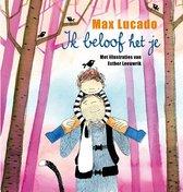 Boek cover Ik beloof het je van Max Lucado (Hardcover)