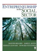 Entrepreneurship in the Social Sector