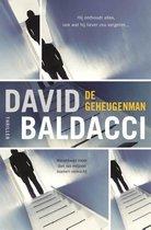 Boek cover Amos Decker 1 - De geheugenman van David Baldacci (Paperback)