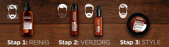 L'Oréal Paris Men Expert L'Oréal BarberClub Short Beard & Face Moisturiser 50ml