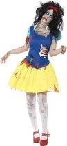 Zombie sprookje Prinses voor dames Halloween kostuum - Verkleedkleding - Large