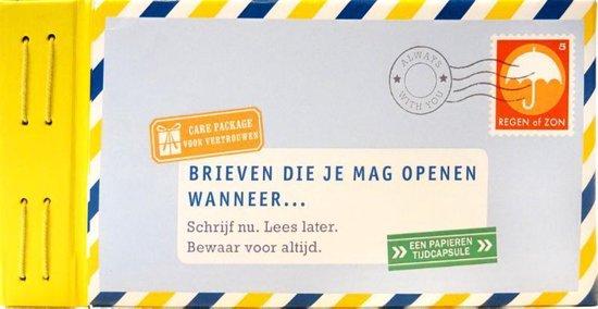 Kinderboeken Unieboek Doeboek - Brieven die je mag openen wanneer - Lea Redmond |