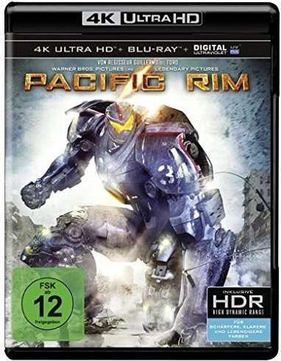 Pacific Rim (Ultra HD Blu-ray & Blu-ray)-