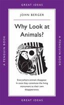 Boek cover Why Look at Animals? van John Berger