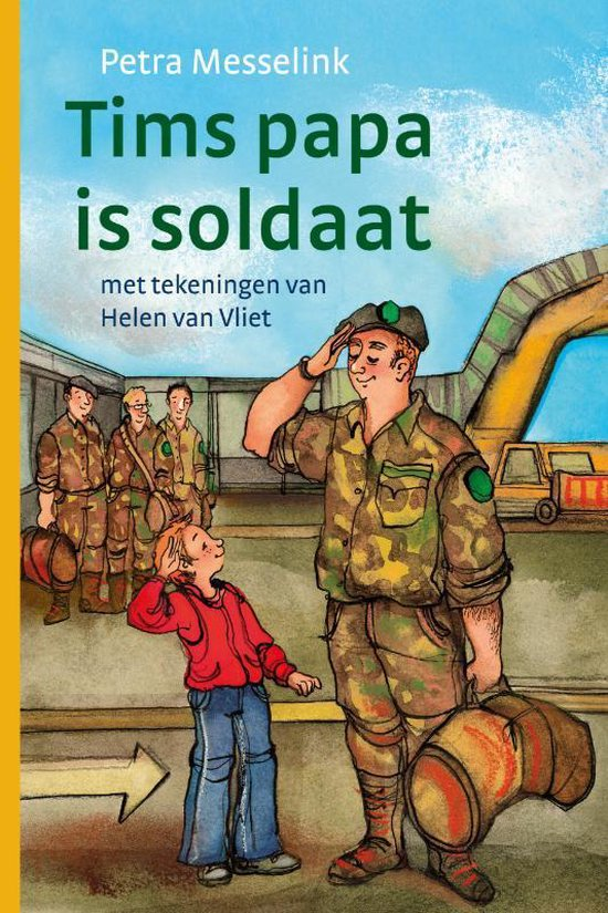 Tims Papa Is Soldaat - Petra Messelink pdf epub