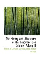 The History and Adventures of the Renowned Don Quixote, Volume II