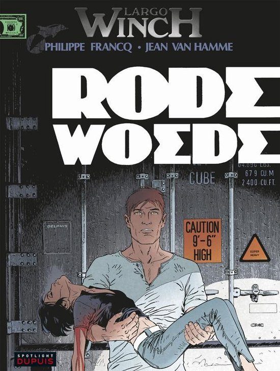 Largo winch 18. rode woede - Philippe Francq  