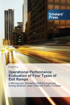 Operational Performance Evaluation of Four Types of Exit Ramps