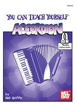 Omslag You Can Teach Yourself Accordion