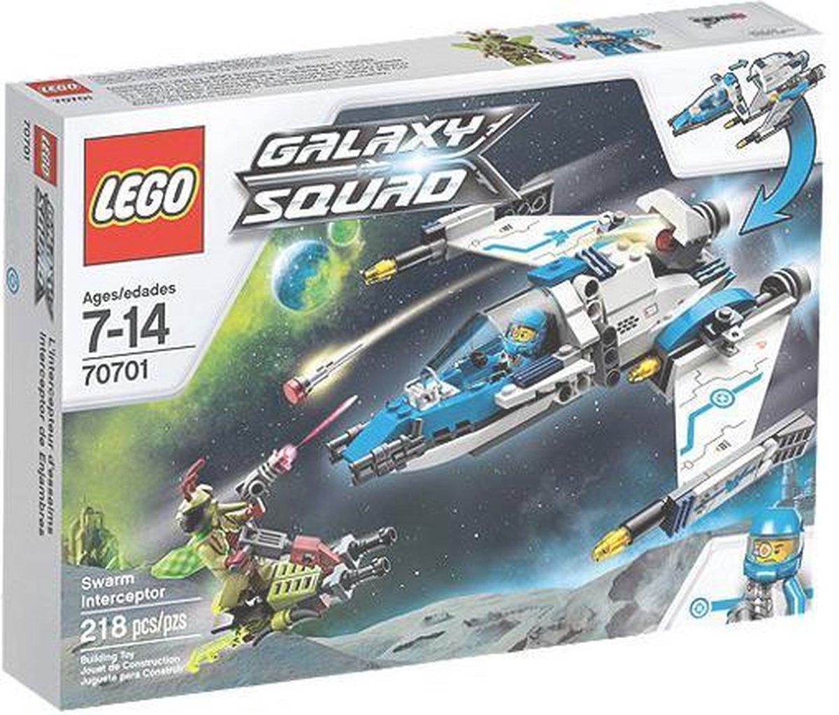 LEGO Galaxy Squad Swarm Interceptor - 70701