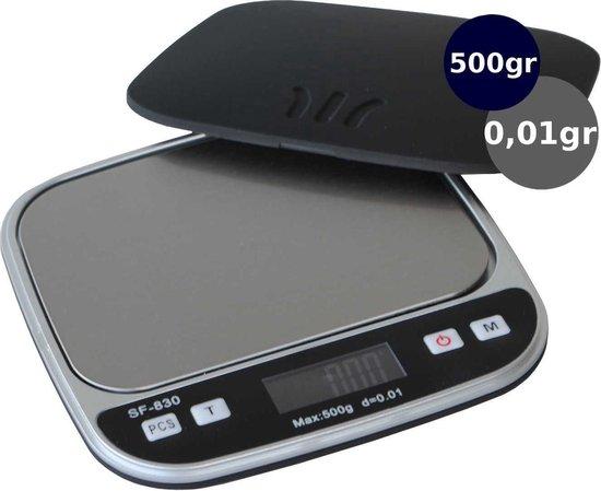 Precisie weegschaal 500g x 001 gram