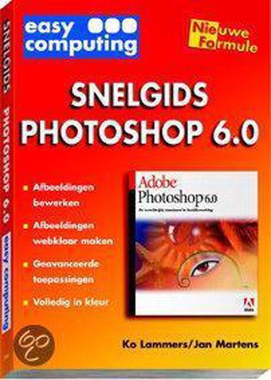 Cover van het boek 'Photoshop 6'