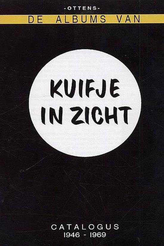 De albums van Kuifje in Zicht - P. Ottens |