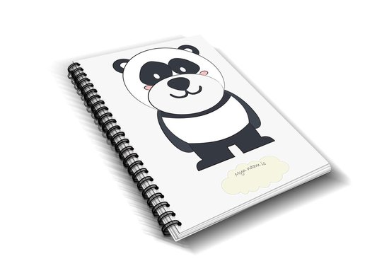 Ollie & Tigger kinderopvang, gastouder kinderdagverblijf dagboekje Panda
