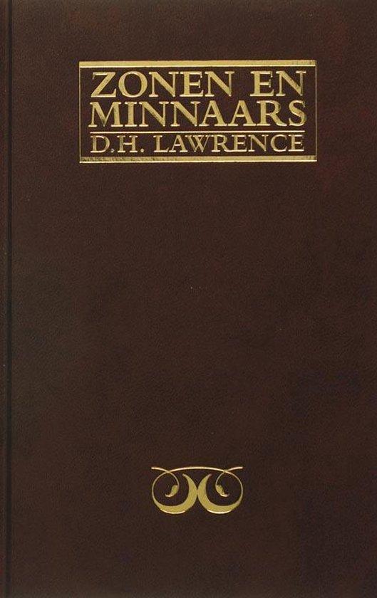Boek cover Zonen En Minnaars van D.H. Lawrence (Hardcover)