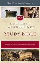 NKJV, Cultural Backgrounds Study Bible, Hardcover, Red Letter Edition