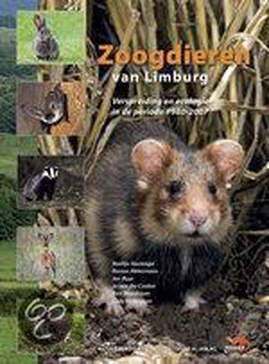 Zoogdieren van Limburg - N. Huizenga |