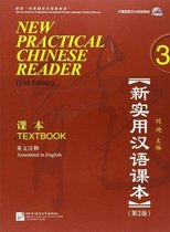 New Practical Chinese Reader 3 textbook + mp3-cd