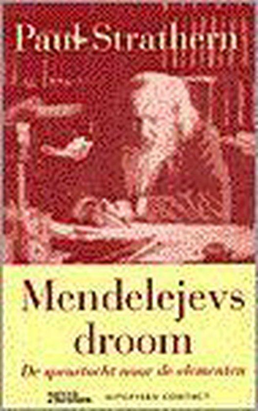 Mendelejevs Droom - Paul Strathern |