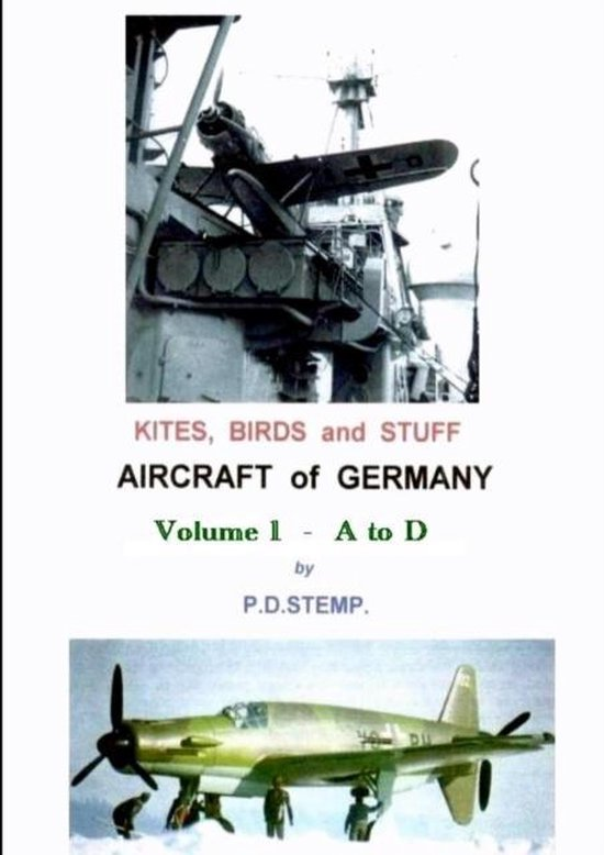 Kites, Birds and Stuff - Aircraft of GERMANY - A to D