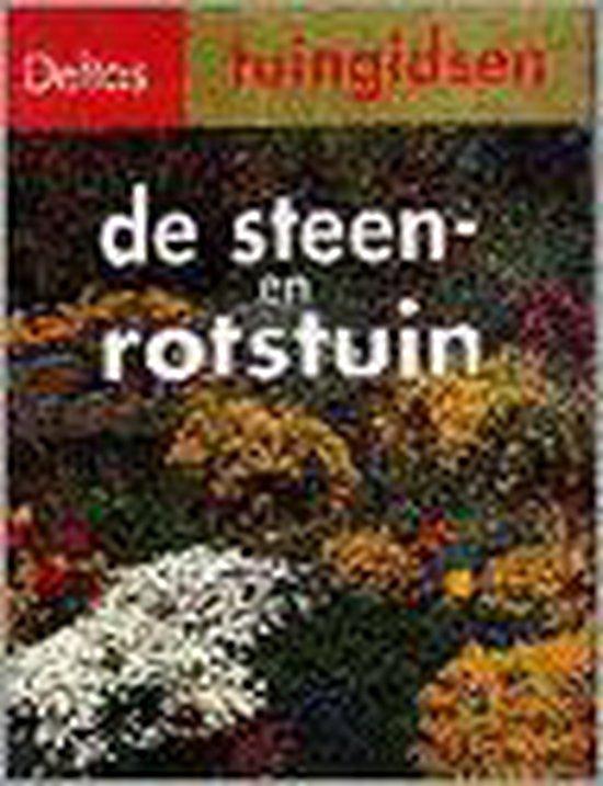 Deltas tuingidsen 8. De steen- en rotstuin - Martina Eva Richter |