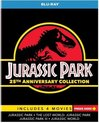 Jurassic Park 25th Anniversary (Limited Edition Box Blu-ray)