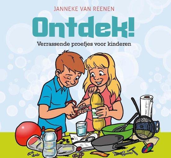 Ontdek! - Janneke van Reenen |