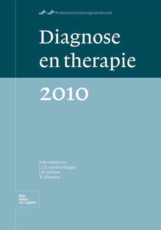 Diagnose en therapie/ 2010 - J.J.E. van Everdingen  